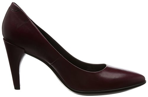 ECCO Women's Shape 75 Pointy Closed-Toe Pumps Purple (Morillo) outlet low price fee shipping GEsvWUmVoi