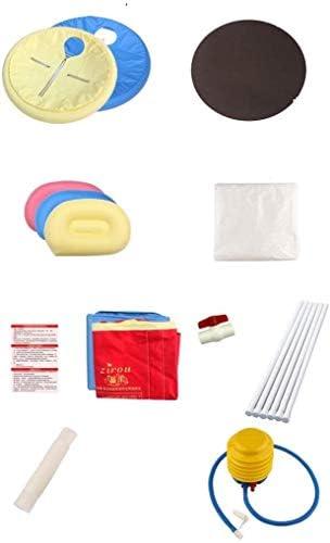 Kylincde ダークフォールドに簡単に折り畳み式のインフレータブルプラスチックバスタブ家庭用タブ大人の幼児児童バスタブ耐久性のあるダート/高さ調節/ (Size : 65*73cm)