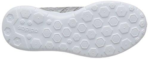 adidas Neo Damen Lite Racer W Casual Sneaker Klar Onix / Matt Silber / Onix