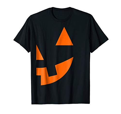 Couples Halloween Costume Ideas, Matching Pumpkin Shirts