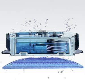 proscenic El Tanque de Agua para Robot Aspirador 820S: Amazon.es ...