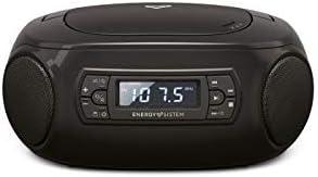 Energy Sistem - Altavoz Boombox 3 (Bluetooth, CD Player, USB MP3 Player, FM Radio)(Bluetooth, CD Player, USB MP3 Player, FM Radio)