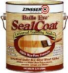 zinnser seal coat - Bulls Eye SealCoat Sanding Sealer
