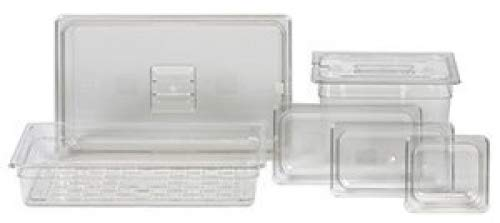 (Royal Industries Steam Table Pans, Polycarbonate, 8