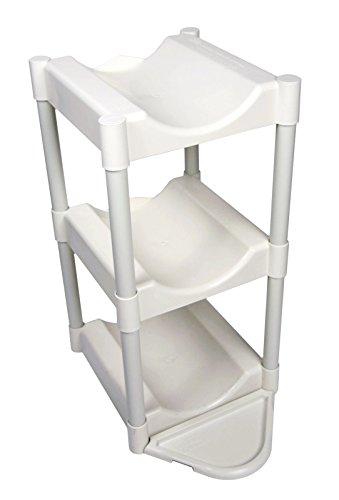 5 gallon water jug storage rack - 1