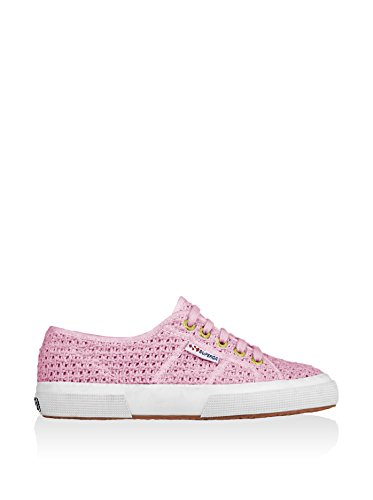Chaussures Le Superga - 2750-crochetw - Pink - 40