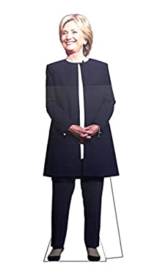 Hillary Clinton Life Size Stand Up Cutout