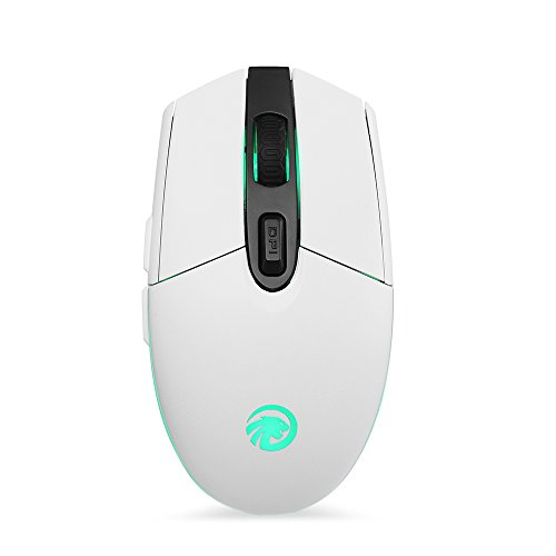 TENMOS T10 Wireless Computer Mouse Rechargeable Optical Led