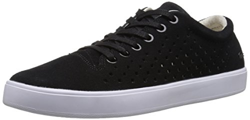 Lacoste Mujeres Tamora Lace Up 216 1 Fashion Sneaker Black