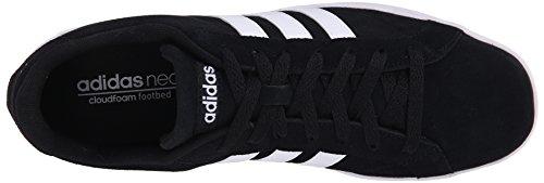 Adidas Performance Heren Baseline Fashion Sneaker Zwart / Wit / Wit