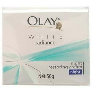 Amazon Olay White Radiance Protective Cream 50g