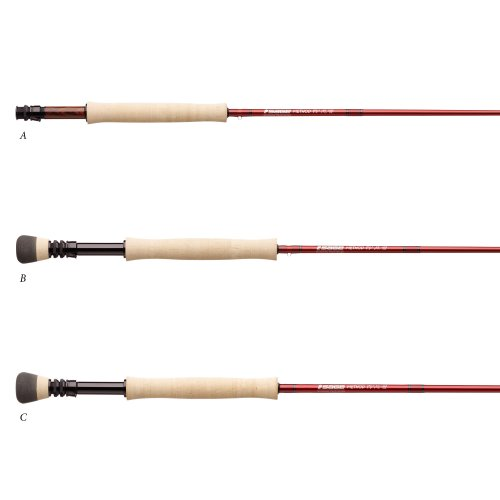Sage Fly Fishing Fly Fishing 691-4 Method 6WT 9' L Rod (Piece 4)