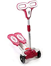 Butterfly Scooter For Kids , Pink ,