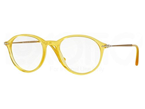 Persol PO 3125 V 204 Eyeglasses Yellow - Persol Retailer