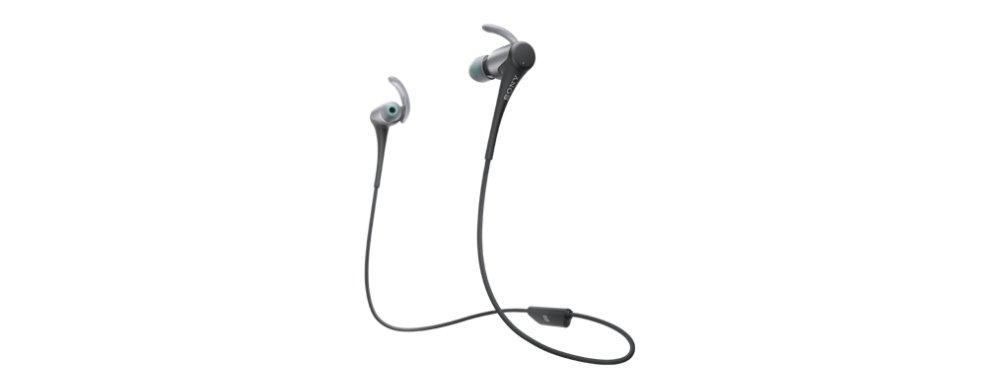 Sony Wireless Stereo Headset Black MDR-AS800BT B