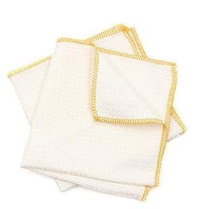 Kitchen Tools & Gadgets - Kc-Cs14 Bibulous Bamboo Microfiber Dishcloth Multifunctional Bath Car Cleaning Washing Towel - 1PCs