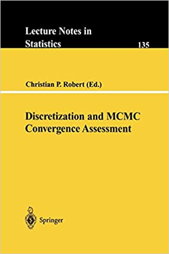 Amazon com: Discretization and Mcmc Convergence Assessment (Lecture