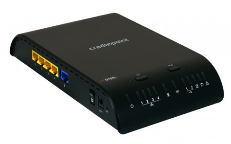 CRADLEPOINT Technology MBR1200B MBR1200B - Mobile BROADBAND Router