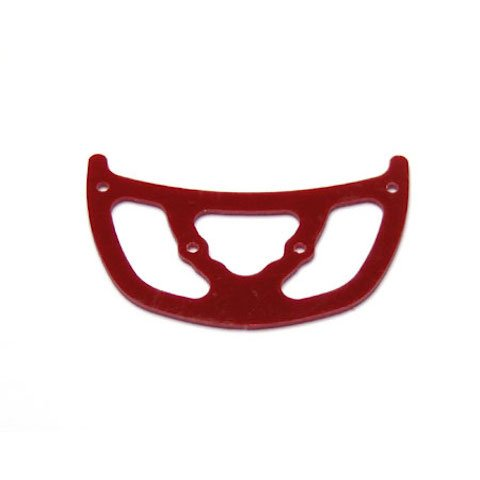 Xtreme Racing G-10 Boom Fin, Red: T-Rex 550