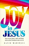 Joy in Jesus, David Marshall, 1873796749