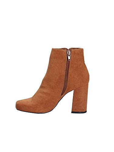 PI18MG1121S067 Fornarina Women Ankle Brown Boots dxqzf