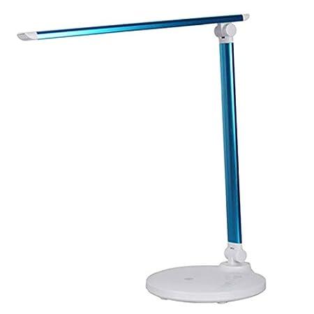 Lámpara de Mesa Creativa Moderno minimalista plegable protección ...