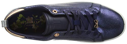 Crackle Blu Crack Luoci Navy Baker Ted Donna Sneaker Nvy ZTOqx7U