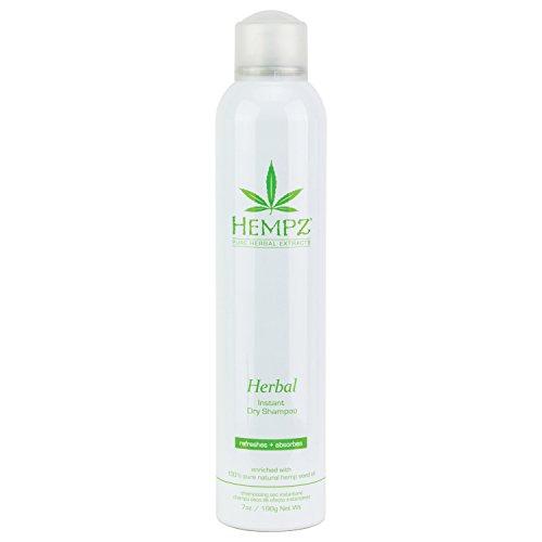 Hempz Hempz herbal instant dry shampoo, 7