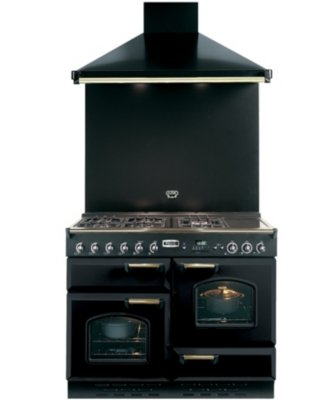 le dernier 475c1 517a1 Cuisinière piano de cuisson FALCON COLCLAS110BLB: Amazon.fr ...