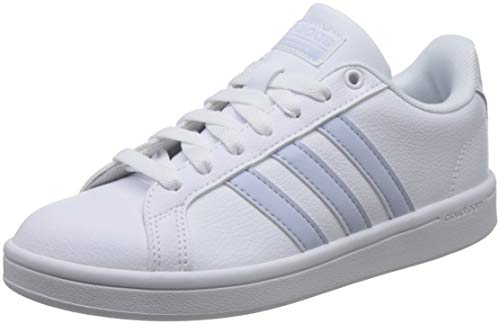 Zapatillas Para Blanco De Blue Black core footwear Cf Adidas White Advantage Mujer 0 Tenis aero 0xSEngwX