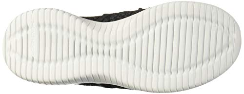 Flex Burdeos Mujer Skechers New Zapatillas Deal Black Ultra 4HxgU