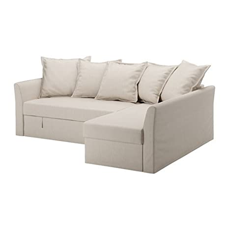 Amazon.com: Ikea Cover for sleeper sectional, 3 seat ...