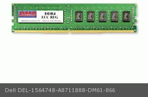 DMS DMS Data Memory Systems Replacement for Dell A8711888 Precision Rack 7910 32GB DMS Certified Memory DDR4-2400 PC4-19200 4096x72 CL17 1.2v 288 Pin ECC Registered DIMM