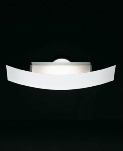Riga Wall Lamp - 110 - 125V (for use in the U.S., Canada etc.), aluminum, small