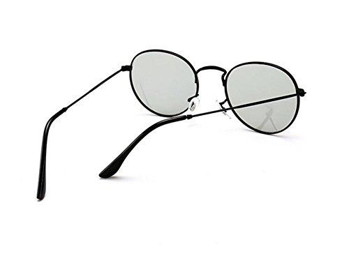 de lunettes Verres polarisées rétro A Hommes couleur de soleil RXwdAcxqI