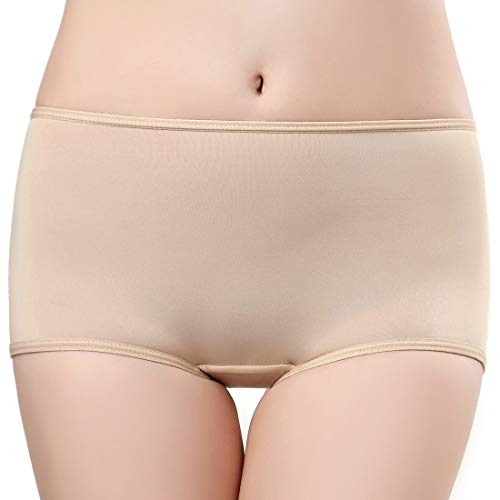 badc9393f Seamless Padded Butt Lifter Panties Hip Enhancer with Removable Pads Womens  Boy Shorts