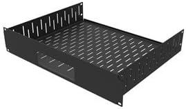 3U, 2, Sonos Connect Amp Penn Elcom Custom Media Rack Shelves