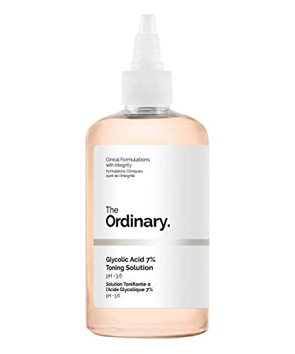(The Ordinary Glycolic Acid 7% Toning Solution 240ml)