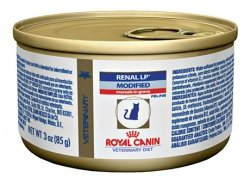 Royal Canin Renal LP Morsels In Gravy Cat Food 24/3 oz Cans