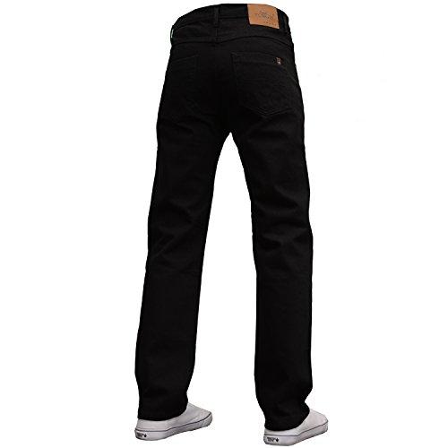 Jeans Tough para negro Vaquero Hombre HaafgxPnd