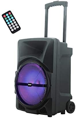 Pyle Wireless Portable Speaker System product image