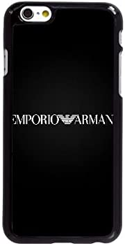 Emporio Armani Logo T7G43A8GE coque iPhone 6 6S plus le cas de 5,5 ...