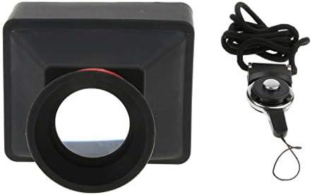 D DOLITY 3 x Ampliación Cámara Visor Lupa para cámara réflex ...