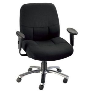 OFFICE CHAIR OLYMPIAN BLK Drafting, Engineering, Art (General Catalog)