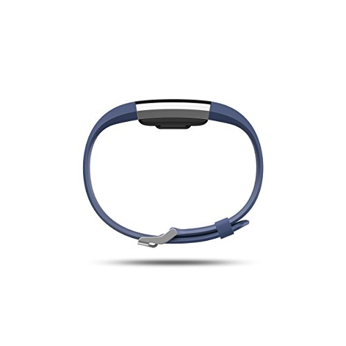 Fitbit Charge 2 Heart Rate + Fitness Wristband, Blue, Small (US Version) by Fitbit (Image #1)