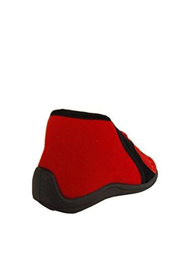 Calzado de casa de Niño DISNEY AB551016-B1701 NUDE-RED
