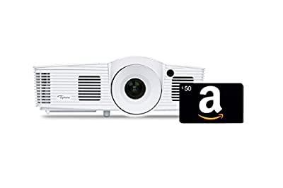 Optoma HD28DSE 1080p 3D DLP Home Theater Projector (2015 Model)