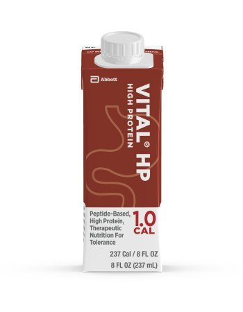 Vital® High Protein Ready-to-Drink Therapeutic Nutritional Formula 8 oz - 24 ct.