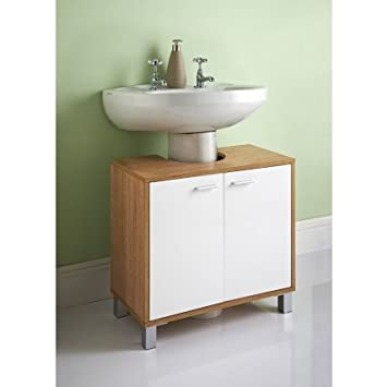 High Quality Seattle Undersink Cabinet Amazoncouk Baby - Bathroom furniture seattle