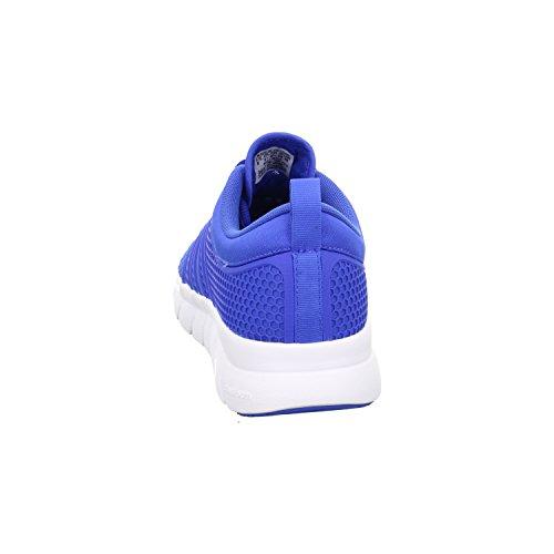 Cloudfoam blu Adidas Blu Scarpe Nero Uomo Fitness Plamat Groove w4WvH